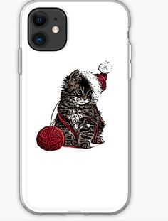 Cat iPhone Case & Cover Iphone Case Covers, Iphone 11, Tee Shirts, Cats, Prints, T Shirts, Gatos, Tees, Cat