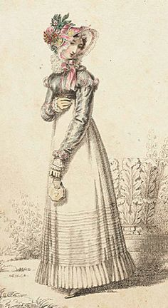 Regency Fashion Plate