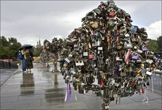 Love padlocks. visit www.ice-secure.co.uk