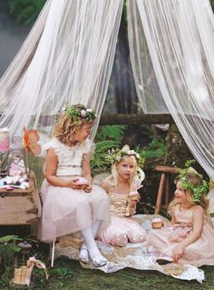how cute is this? Fairy party