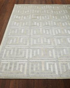 "-6KCP Exquisite Rugs Sterling Greek Key Rug, 8' x 11' Sterling Greek-Key Rug, 9'6"" x 13'6"" Sterling Greek-Key Rug, 5' x 8'"