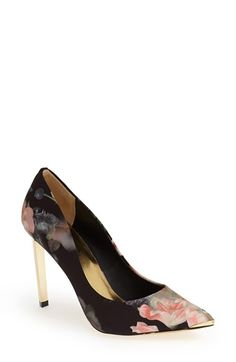 Ted Baker London 'Saeber' Pointy Toe Pump (Women) available at #Nordstrom