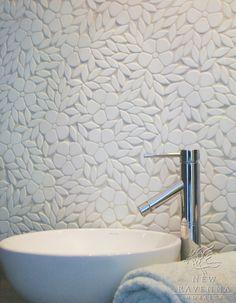 for garden sink  Fun and Creative Bathroom Tile Designs | Decozilla