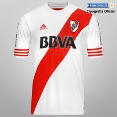 Camiseta adidas River Plate Oficial 14 15 - Tienda River Remeras De Futbol 64db7ce7ac958