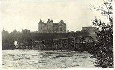 12 majestic photos of Edmonton's Fairmont Hotel Macdonald from the early 20th century