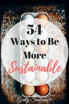 Sustainable ideas for your own creative and functional survival.#ad