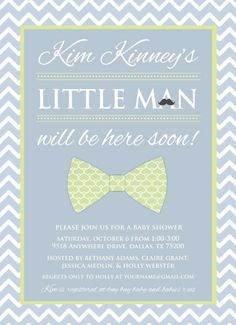 Baby shower boylittle man invitation template vectorillustration baby shower boylittle man invitation template vectorillustration by lyeyee via shutterstock party stuff pinterest baby shower boys and invitation filmwisefo