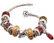 Chamilia has great Murano glass and Swarovski crystal beads.  I love the Siene collection that was introduced last fall.