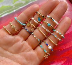 cadeau anniversaire bijoux femme - THE TRENDY STORE - Women's style: Patterns of sustainability Jewelry Tags, Cute Jewelry, Diy Jewelry, Jewelry Accessories, Handmade Jewelry, Women Jewelry, Jewelry Bracelets, Wedding Jewelry, Making Bracelets