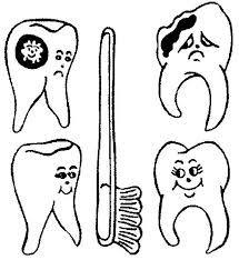 cepillado de dientes en niños dibujos - Google'da Ara