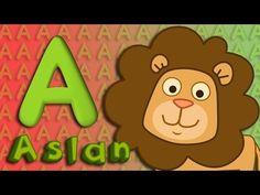 C Harfi - ABC Alfabe SEVİMLİ DOSTLAR Eğitici Çizgi Film Çocuk Şarkıları Videoları - YouTube