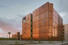 Copper-Covered Architecture