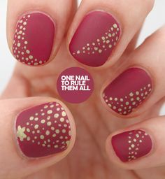 BBB Pretty 15 Fabulous favorites Christmas nail art BBB Pretty bbbpretty.com Incoming search terms:christmas nail designs,