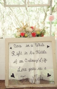Super Ideas for vintage wedding inspiration decoration shabby chic Wedding Wishes, Wedding Signs, Diy Wedding, Rustic Wedding, Dream Wedding, Wedding Day, Wedding Phrases, Pallet Wedding, Trendy Wedding