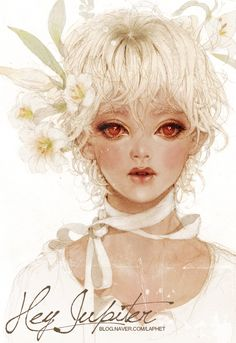 Lily by laphet on DeviantArt