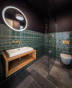 Franken center washrooms