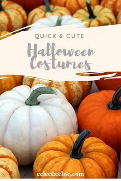 Halloween is around the corner - Have you picked out your costume? If not, we've picked out some of our favorites that'll be delivered to you on time!