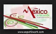 La toute première newsletter de Expat2work vient d'arriver dans votre boîte mails ! Pour être au top de l´information sur l´expatriation au Mexique et avoir une longueur d´avance dans la connaissance de ce pays, inscrivez-vous directement sur le site http://www.expat2work.com/  A très vite, pour vous accompagner dans cette belle aventure !