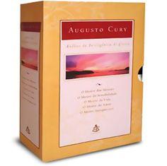 Coleção Análise da inteligência de Cristo - Augusto Cury