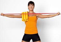 Foretrækker du at træne hjemme? Her får du 11 øvelser, som tilsammen udfordrer og styrker alle vigtige muskelgrupper i kroppen.