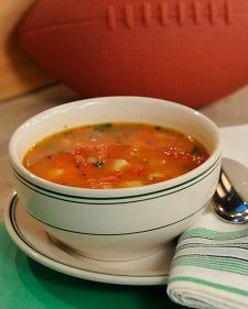 Traditional Manhattan Clam Chowder - Martha Stewart Recipes