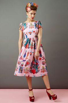 Dress skirt50s