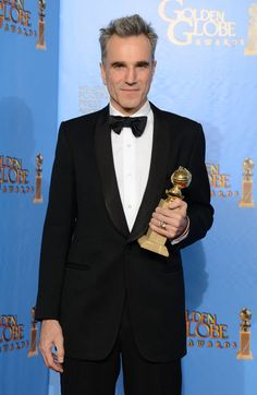 Daniel Day Lewis #Lincoln #GoldenGlobes