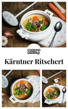Kärntner Ritschert, Rezept Kärntner Ritschert, Ritschert kochen, Ritschert selbst machen, traditional carinthian stew, traditional stew