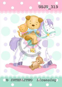 Janet, BABIES, paintings, USJS319,#b# bébé, illustrations, pinturas