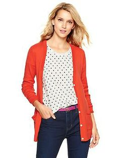 feeling like i must make a bright cardigan a permanent fixture in my wardrobe thanks to @Melissa Amy