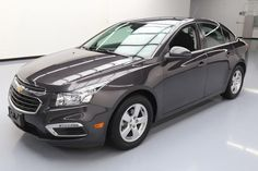 nice Awesome 2015 Chevrolet Cruze LT Sedan 4-Door 2015 CHEVY CRUZE LT AUTO CRUISE CTRL ALLOY WHEELS 12K #202397 Texas Direct Auto 2018 Check more at http://mycarboard.com/awesome-2015-chevrolet-cruze-lt-sedan-4-door-2015-chevy-cruze-lt-auto-cruise-ctrl-alloy-wheels-12k-202397-texas-direct-auto-2018/