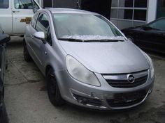 Opel Corsa D, Unfallfahrzeug