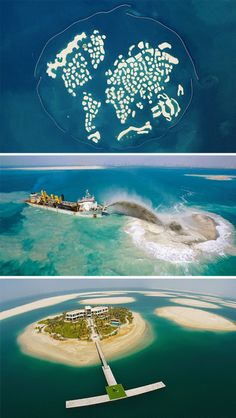 World of Islands, Dubai