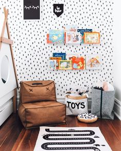 Kids room inspiration by Tarina Lyell Deco Kids, Toy Rooms, Kids Rooms, Toddler Rooms, Deco Design, Kids Corner, Kid Spaces, Kids Decor, Decor Ideas