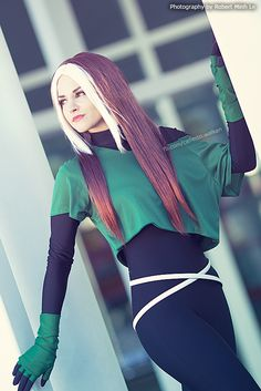 Rogue Cosplay - The Shattering by Callesto on DeviantArt                                                                                                                                                                                 More