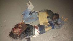 Muertos en la Carretera Tláhuac - Chalco