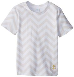 Rosie Pope Baby Boys Signature T Shirt Barely Chevron 24 Months >>> Check this awesome product by going to the link at the image.