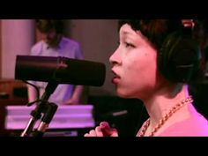 Little Dragon - Little Man (Yours Truly) while in session so you can see the energy of the people behind the frequency. It has to be magic to make magic