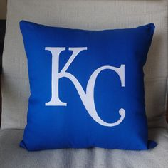 MLB Kansas City Royals Comforter Set Baseball Bed Linen