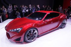 Scion FR-S Ahhhh to be young and have no responsibilities this would so be mine!