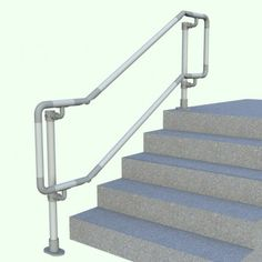 Best Top Mid Ada Ramp Railing Ada Ramp Stair Railing 400 x 300
