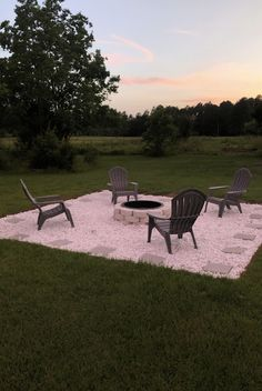 Am I wishing Fall into existence if we build a fire pit in June? That's at least my hope. Bring on the s'mores, campfires, and cool weather with this DIY Fire Pit! The step by step directions below will help you build your DIY Fire Pit or give you Fire Pit Ideas for your own backyard!