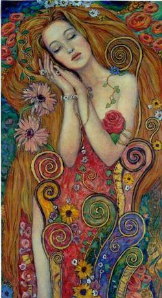 Awakening of Spring ~ Irina Karkabi