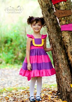 Cheshire Cat - Character Inspired Dress - Alice in Wonderland - Sizes through Disney Princess Dresses, Disney Outfits, New Outfits, Kids Outfits, Princess Outfits, Disney Clothes, Briar Rose, Cat Costumes, Costume Ideas