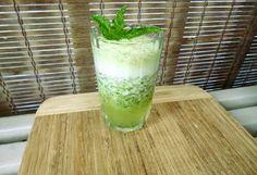 Brazil üdítő   NOSALTY – receptek képekkel Brazil, Glass Vase, Japanese, Healthy Recipes, Drinks, Ethnic Recipes, Food, Drinking, Beverages