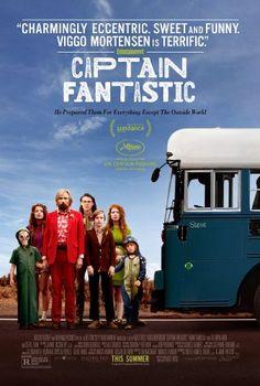 9.はじまりへの旅 Captain Fantastic (2016)