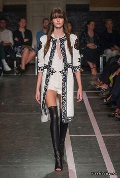 Givenchy, весна лето 2015.Париж