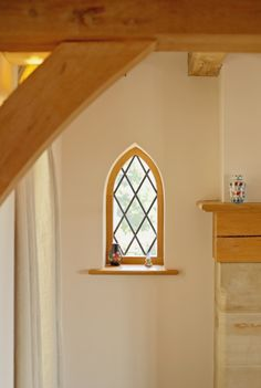 Stubblefield - sublime detail throughout the interior and exterior. Building An Addition, Oak Framed Buildings, Centre Pieces, Case Study, Interior And Exterior, Beams, Architecture Design, Detail, Contemporary