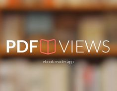 """Check out new work on my @Behance portfolio: """"PDF E-Book Reader"""" http://be.net/gallery/45109745/PDF-E-Book-Reader"""