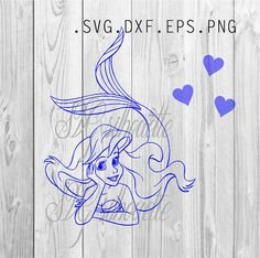 Hey, I found this really awesome Etsy listing at https://www.etsy.com/listing/267376389/mermaid-ariel-svg-cutting-file-clipart